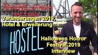 Movie Park Germany - Saisonstart 2019