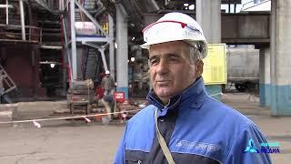 Капитальный ремонт на заводе СПС!