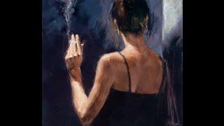 Chris Spheeris / Eros & Fabian Perez paintings