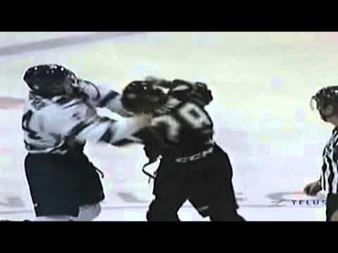Zach Beaton vs. Ludovic Beaupre