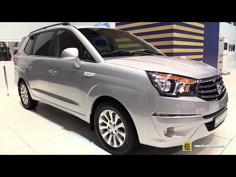 2016 Ssang Yong Rodius Sapphire 2.0 Diesel