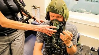 Why You Should Put YOUR MASK On First (My Brain Without Oxygen)   Smarter Every Day 157