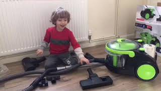 Michael's Arnica Bora 4000 vacuum cleaner review