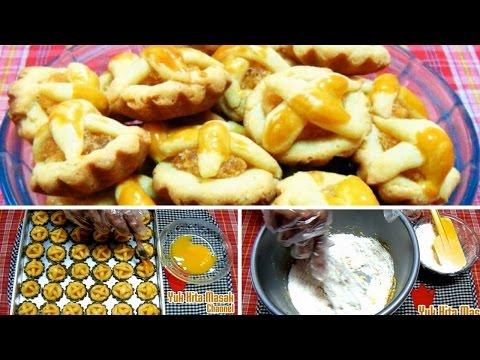 Video Cara Membuat & Resep Kue Lebaran Nastar Keranjang