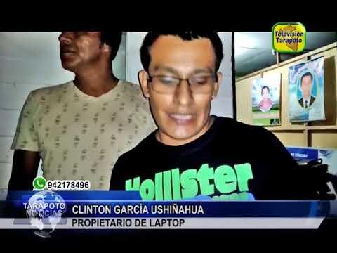 TARAPOTO NOTICIAS: RECUPERAN LAPTOP SUSTRAÍDA POR ADOLESCENTE .