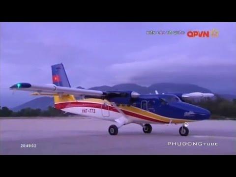 Không quân Việt Nam thực thi chủ quyền ở Trường Sa