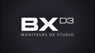 M-audio BX5-D3 - Video