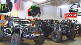 Desert Assassins Offroad Race Shop Tour