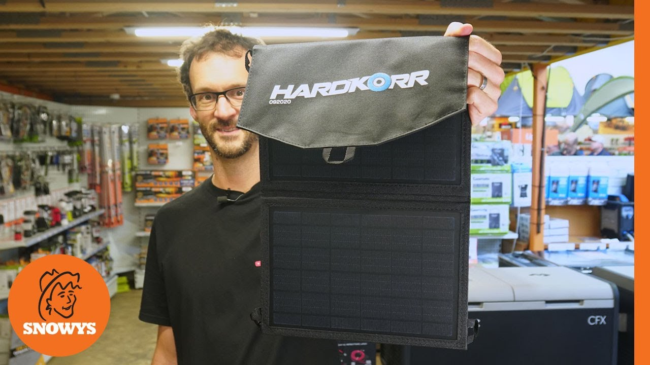 15W Personal Solar Panel
