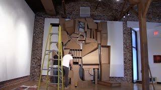 efb4ba5154e The Prescott College Art Gallery at Sam Hill Warehouse