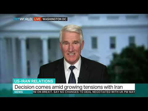 Retired US Brigadier General Mark Kimmitt comments on Middle East