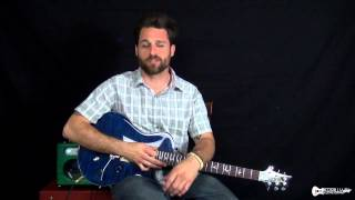 The Chicken - Electric Guitar Lesson
