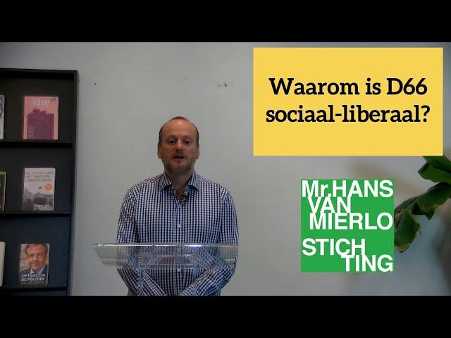 Video Uitspraak van Jan Terlouw in Nederlandse
