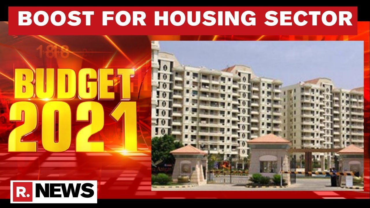 Union Spending Plan 2021: Rs 1.5 Lakh Reduction On Home Mortgage Interest Extended Till March, 2022
