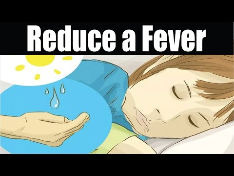 Video How to Reduce a Fever Without Medication | Reduce Fever Fast