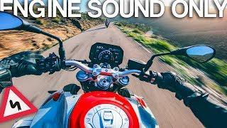 BMW F 900 R sound [RAW Onboard]