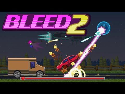 Bleed 2 Announce Trailer thumbnail