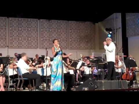 Crystal Stark and the Tucson Pops Orchestra