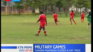 KTN Sports: Military games day two at Kenya rifles grounds in Lanet