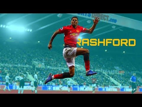 Marcus Rashford 2018/19 - Skills & Goals - HD