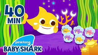 Baby Shark Lullaby and more | +Compilation | Homeschooling with Baby Shark