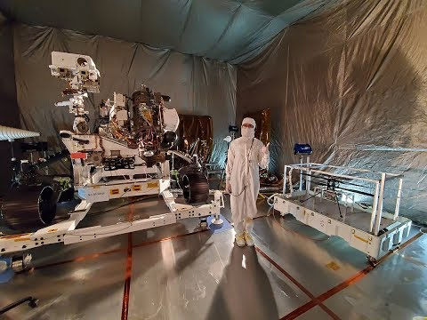 #CountdownToMars NASA Social: Q&A with Experts from JPL, home of the Perseverance Rover