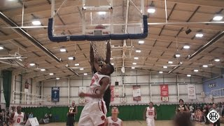 preview picture of video 'Terance Mann Catches Big Putback, Denzel Ubiaro Posterizes! Top 5 Plays- Haris Tournament 2014 Day 3'