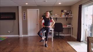 Тренировка нижней части тела (Ноги/Ягодицы/Пресс/Корсет)
