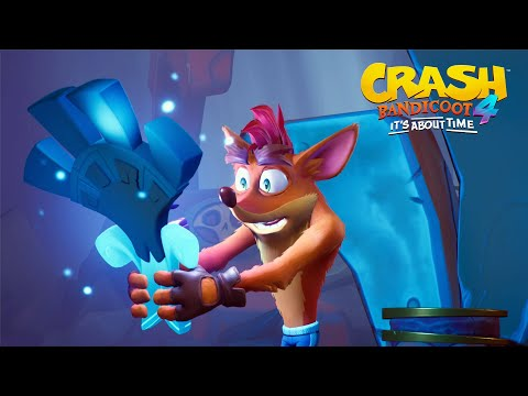 Crash Bandicoot™ 4: It's About Time – Narrated Gameplay Trailer de Crash Bandicoot 4: It's About Time
