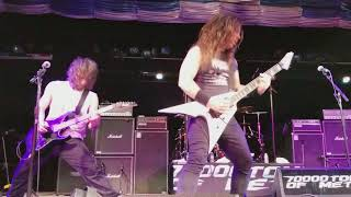 """Exhumed """"Sodomy & Lust"""" (Sodom cover) live at 70,000 of Metal 2018"""