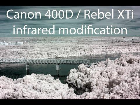 Инфракрасная фотография на Canon 400D
