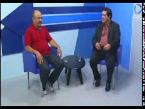Sérgio Pires entrevista o vereador Da Silva na SIC TV  - Gente de Opinião