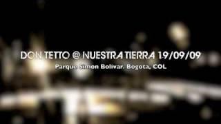 Nuestra Tierra | Don Tetto - Adicto Al Dolor