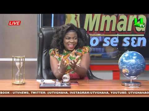 Mmara No Se Sen With Afia Pokua 25/09/2020
