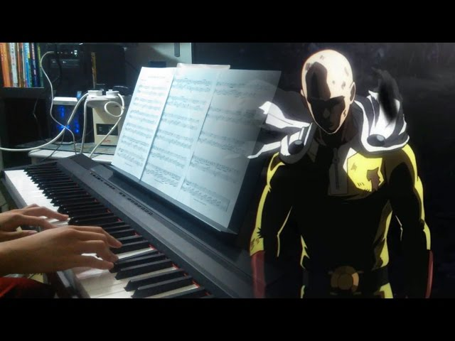One-punch-man-ost