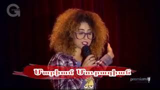 Մարիամ Մուրադյան   Մաշա Masha Mariam Muradyan   Stend up  Գեշ Ընկերուհի