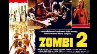 Zombi 2 - Sequence 5 by Fabio Frizzi [HD]