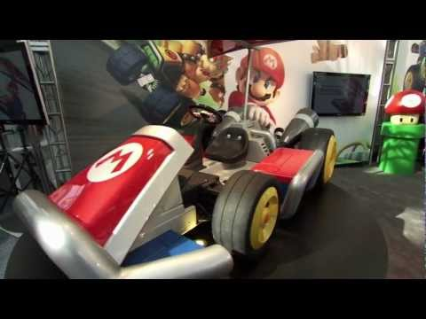nintendo partners with west coast customs to build full size mario karts. Black Bedroom Furniture Sets. Home Design Ideas