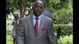Nyeri County Governor Muhati Kahiga shares his worries, hopes just a month after taking office