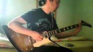 Stuck Mojo - Mental melt Down Guitar Cover