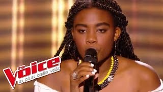 Imane « Christine » (Christine and The Queens) | The Voice France 2017 | Blind Audition
