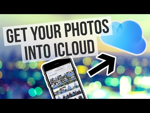 Getting Your Photos into iCloud Photos (2019)