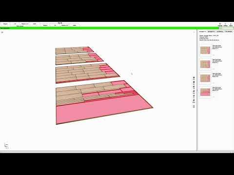 CUT Player   Optimizare lista panouri cu texturi diferite