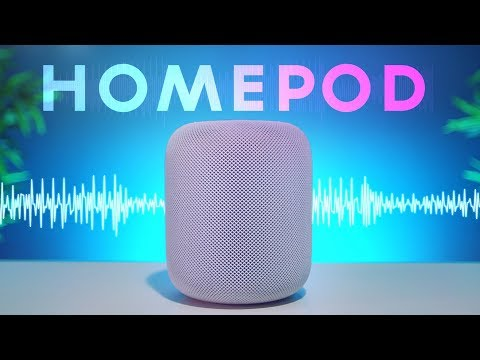NEW Apple HomePod - Unboxing + Review!