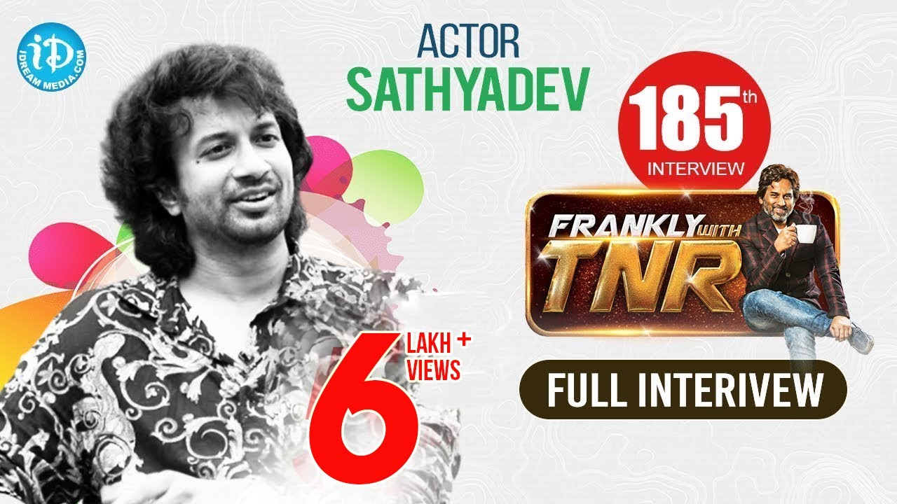 Frankly With TNR #185 - Exclusive Full Interview