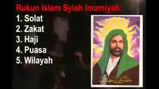 Rukun Islam Syiah 5 Perkara Tapi Beza Dengan Rukun Islam Sunni