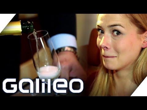 Luxusflug eXtrem - Die teuerste Flugklasse der Welt | Galileo | ProSieben