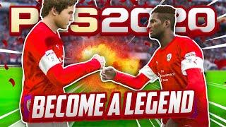 #2 MY FIRST ASSIST?!?! TBJZLPlays Become a Legend on PES 2020