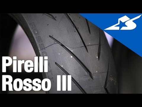 Pirelli Rosso III Tire Review | Motorcycle Superstore