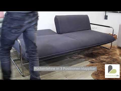 NOVA von SOFTLINE Schlafsofa / Gästebett - mysofabed.de